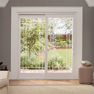 Westbridge6500 french windows of greater tucson for Sliding glass door styles