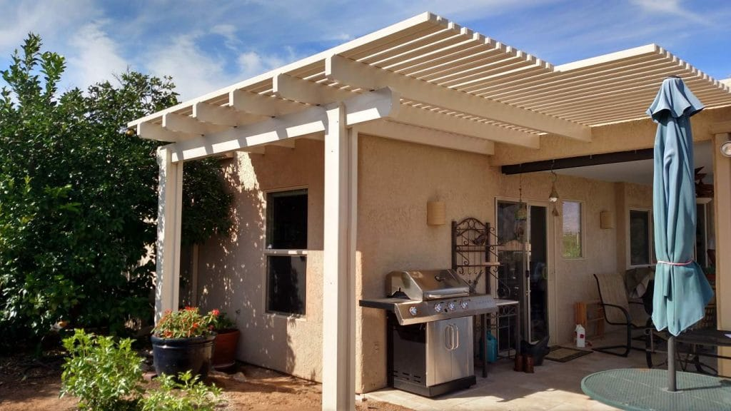 Tucson Lattice Patio Cover