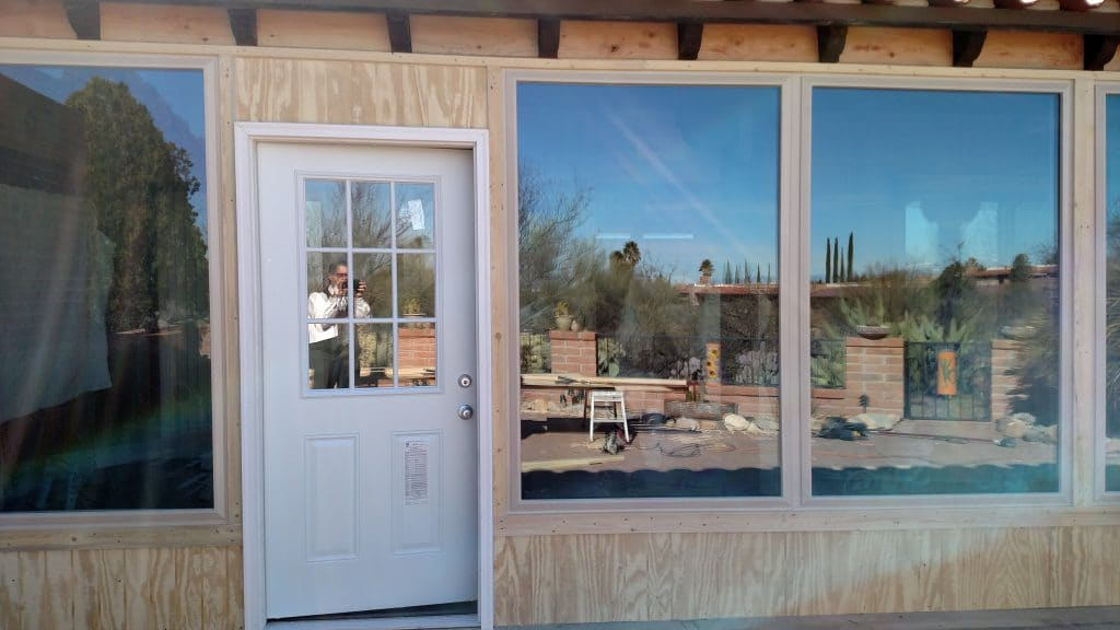 Tucson New Window Installation