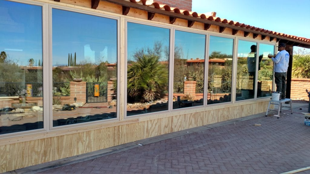 New Construction Windows Of Greater Tucson