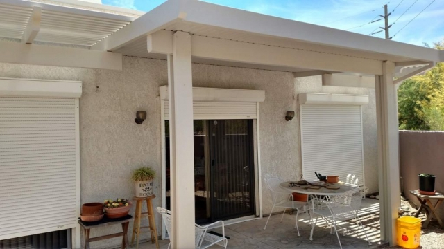 Patio Cover Tucson AZ