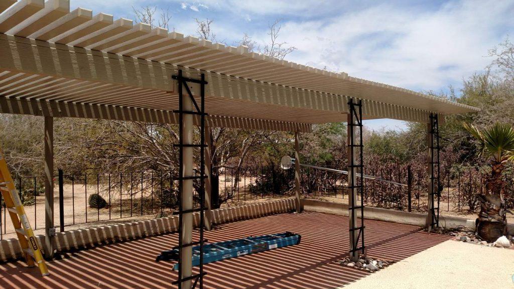 Pergola Freestanding Tucson AZ