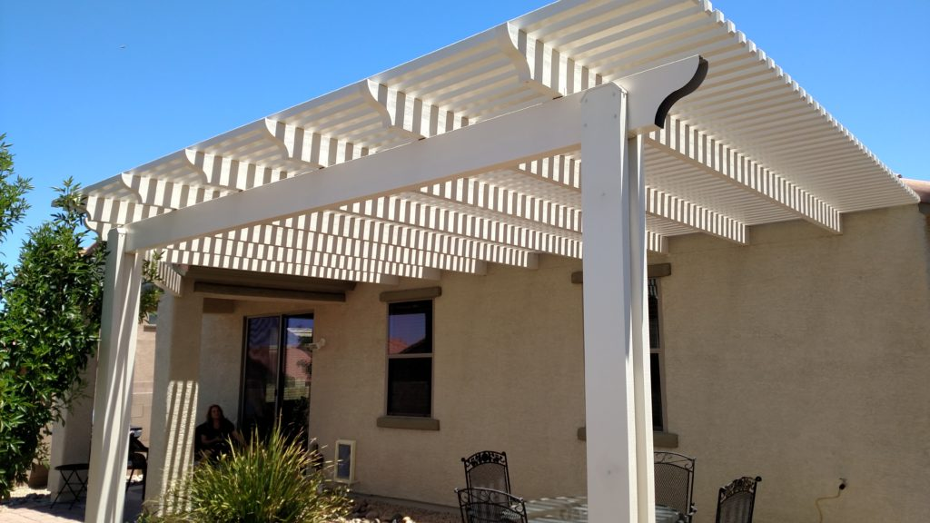 Tucson Lattice Shade Cover
