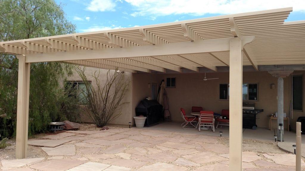Tucson Pergola