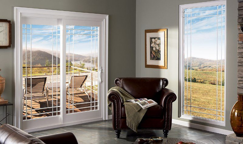 Westbridge 6500 Series Sliding Patio Doors